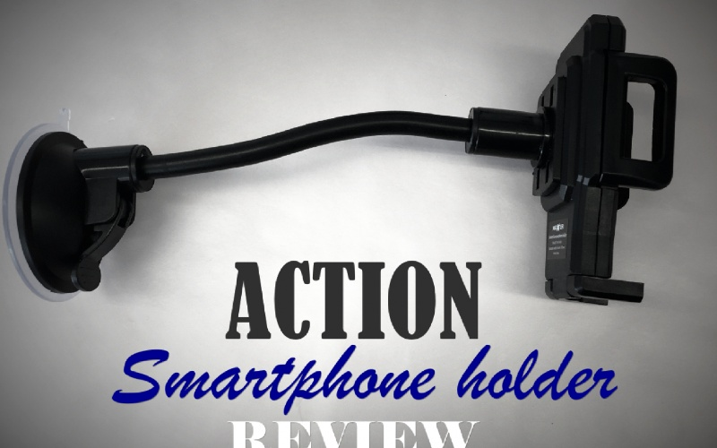 Review: Action Universal Car Smartphone Holder