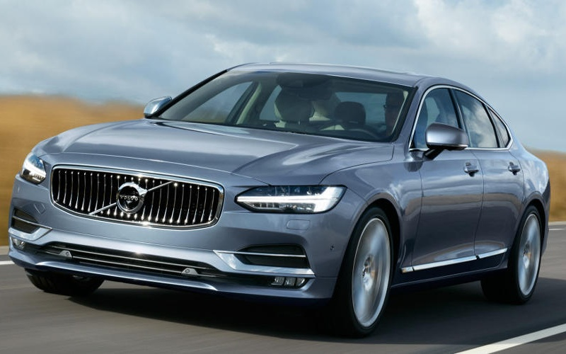 Volvo onthult S90