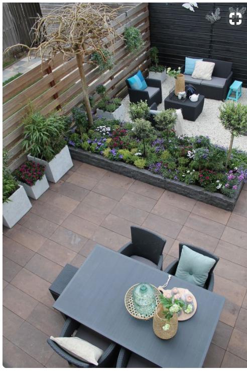 Magnifiek Inspiratie: 10 mooiste (kleine) tuinen van Instagram - Carlounge #PB57