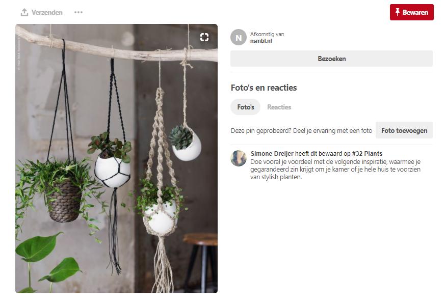 Planten In Woonkamer : Top foto s van leuke hoekjes met planten woonkamer u homebody
