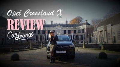 REVIEW - Opel Crossland X